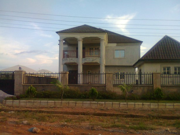 NZUBEM ESTATE, LOKOGOMA DISTRICT, ABUJA 4