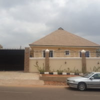 Now Selling!!!Tastefully finished 3-Bedroom Semi-Detached Bungalow Apartments @ Republic Layout, Enugu - N45million
