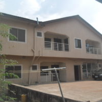 3-bedroom upper floor flat apartment for rent @ G.R.A, Enugu