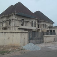 4-Bedroom Detached House at Republic Estate, Enugu. N80 million