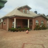 Furnished Home @ Dublina Road, Asaba, Delta Estate For Sale - N76million