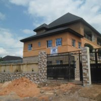 Finely detailed 3-Bedroom  Flat Apartments @ Premier Layout Enugu. Rent: N550,000 per annum